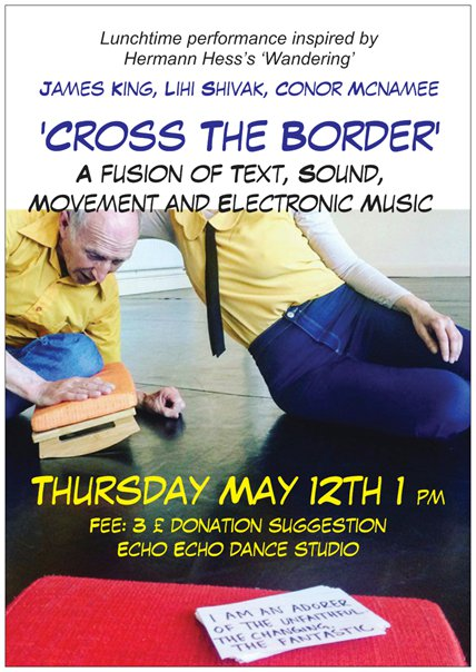 Cross The Border flyer