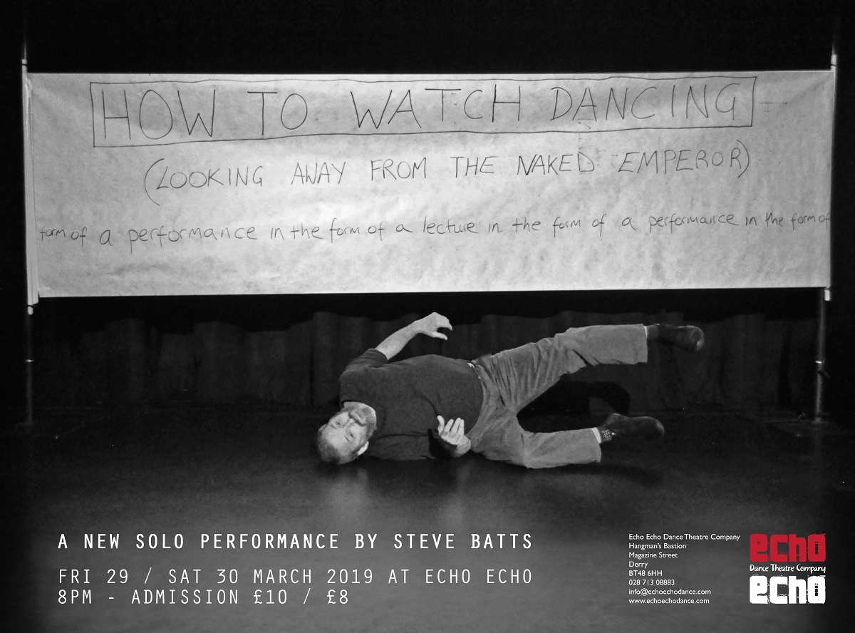 How To Watch Dancing... (2019) image