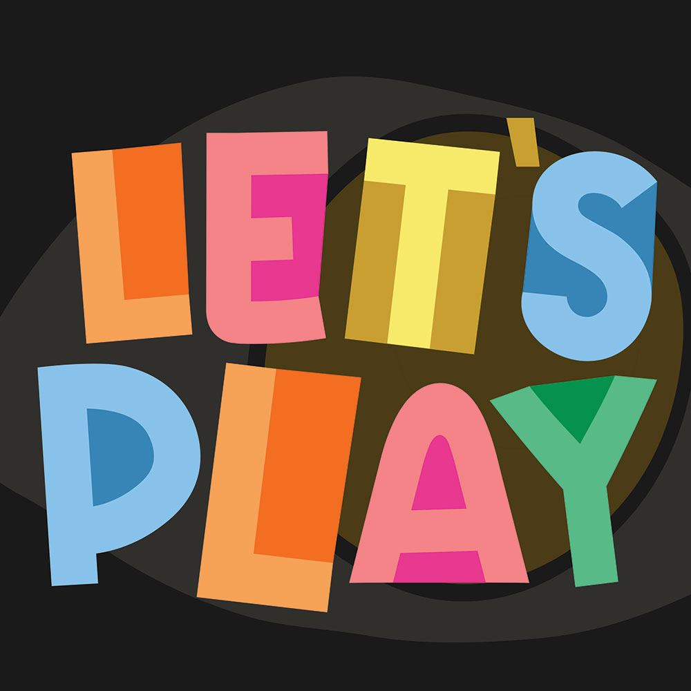 Lets Play artwork by zoocreative