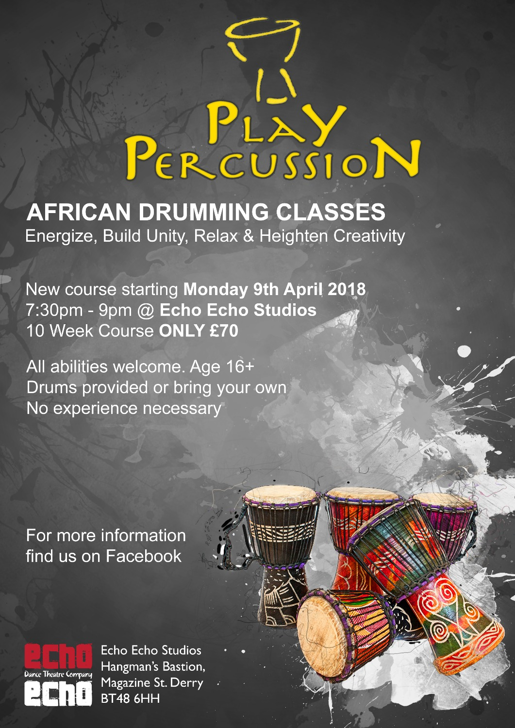 Play Percussion Apr-Jun 2018