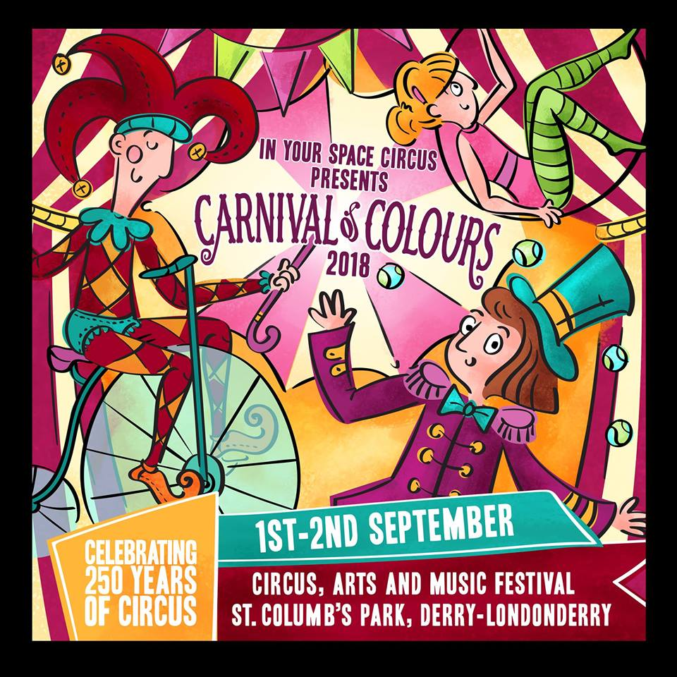 Carnival of Colours artwork