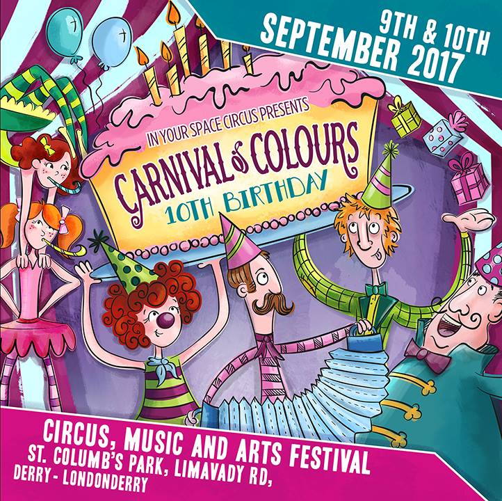 Carnival of Colours 2017 image