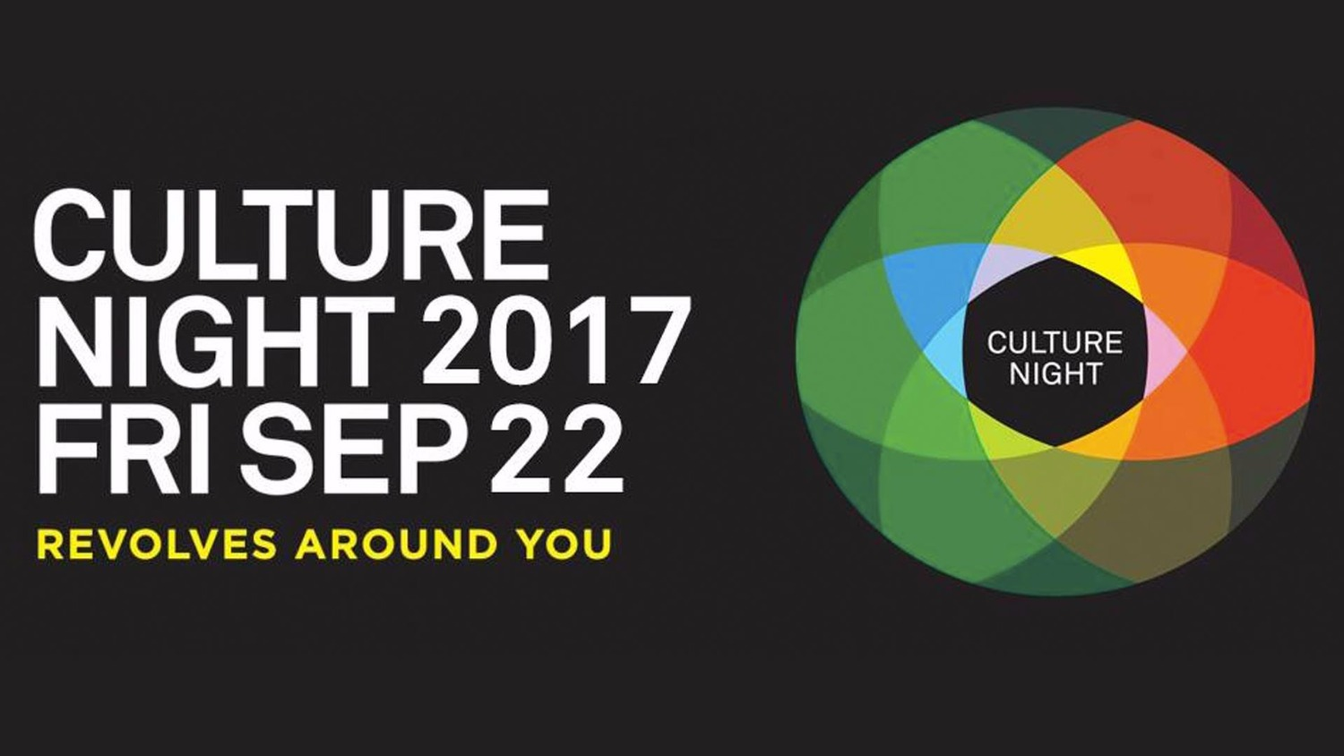 Culture Night 2017 banner