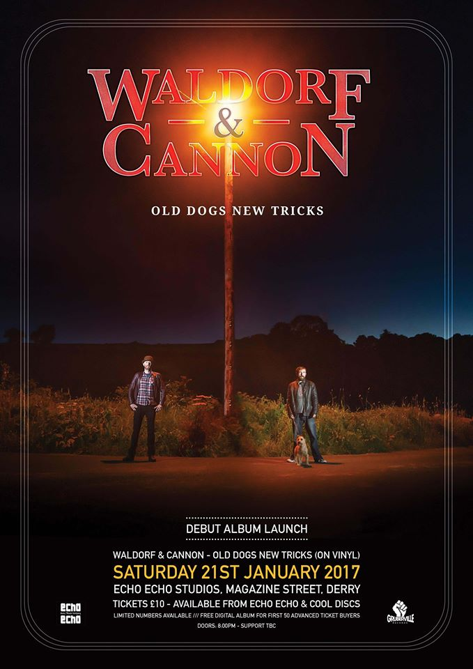 Waldorf & Cannon poster